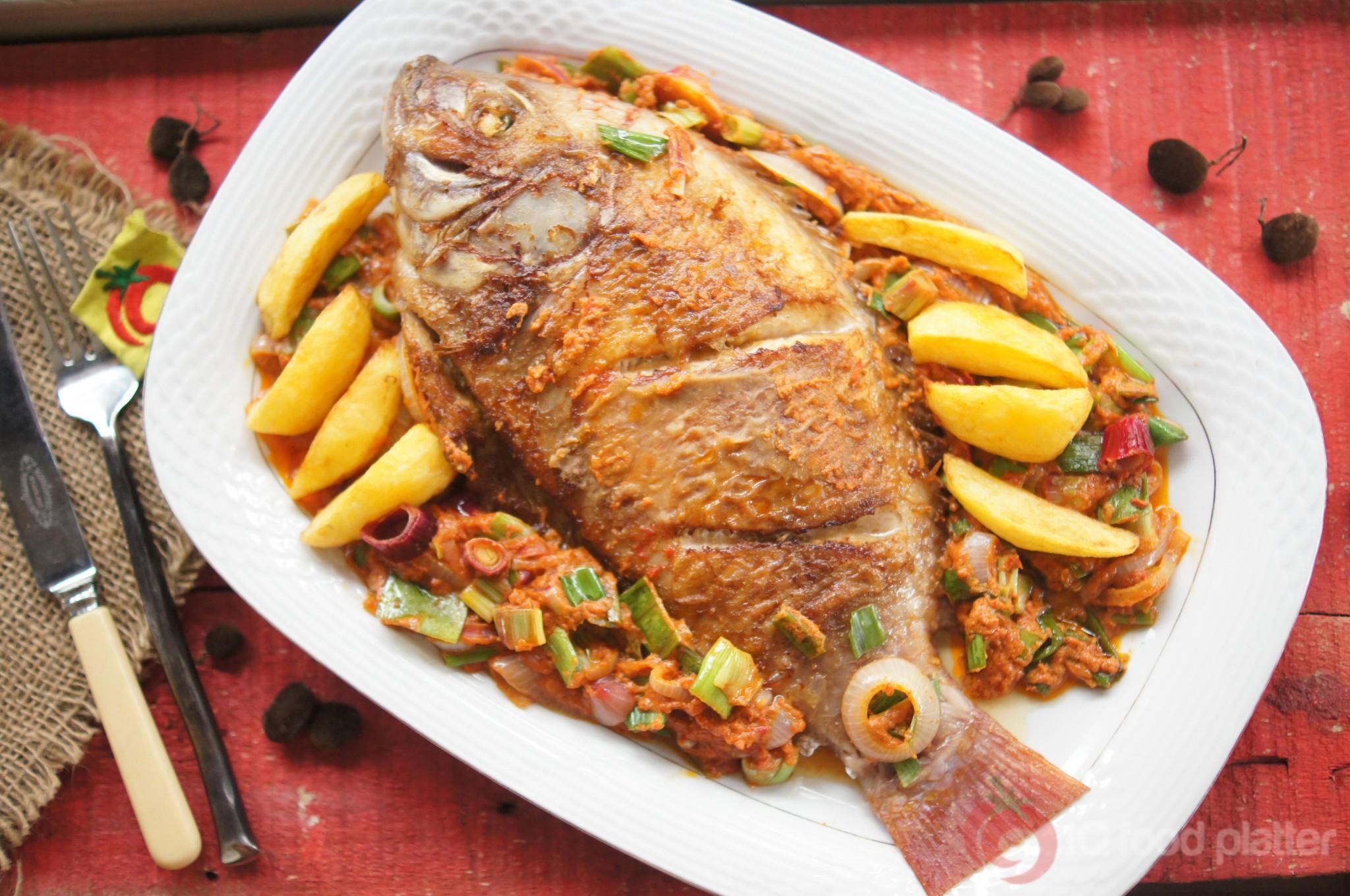 Fish / Prawn Dishes